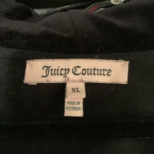 Juicy Couture Tops - Juicy Couture Snake Zip-Up Hoodie